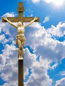 Statue of Jesus Christ — Стоковое фото