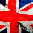 Foto Stock: Great Britain Flag