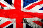 флаг великобритании — Стоковое фото
