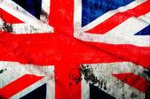イギリスの旗 — ストック写真