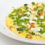 Omelette — Stock Photo #9208161