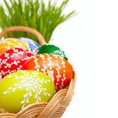 Ostern eier bemalt — Stockfoto