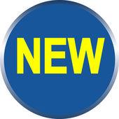 """Vector """"New"""" — Stock Vector"""
