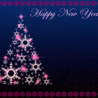 Stok fotoğraf: New Year Background
