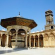 Mosque in Damascus — Stock Photo