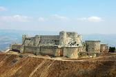 древний замок в сирии — Стоковое фото