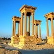 Relics of Palmyra in Syria — Stock Photo #10178031