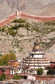 Gyangze lamasery,Tibet — Stok fotoğraf