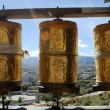Prayer wheels - Foto de Stock