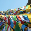 Prayer flags in Tibet - Foto de Stock