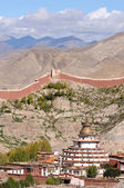 Gyantse lamasery,Tibet — Stock Photo