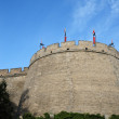Historic city wall of Xian, China — Stock Photo #10597247