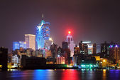 Night scenes of Macau — Stock Photo