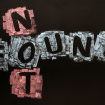 Crossword of Not Found — Stock Photo #8325933