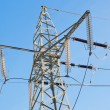 High voltage tower — Stock Photo #8971762