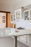 Architecture - A modern kitchen picture — ストック写真