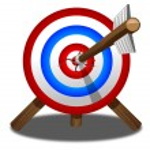 Target — Stock Vector #10612191