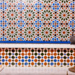 Bathroom morocco — Stock Photo #9561748