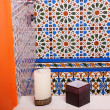 Royalty-Free Stock Photo: Bathroom morocco