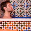 Min bathtub — Stock Photo #9561789