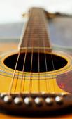 Гитары — Стоковое фото