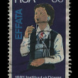 South Africa Postage Stamp Deaf Child 1981 — Stock Photo