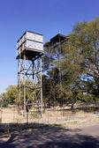 Old Water Tower — Zdjęcie stockowe