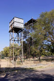 Old Water Tower — Stok fotoğraf