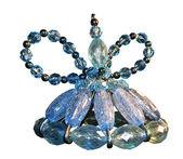 Kryształowe figurki bajki lub anioł — Zdjęcie stockowe