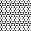 Foto de Stock  : Black Wire Mesh