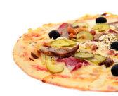Combo Pizza — Stock Photo