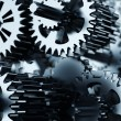 Mechanical Gear — Stock Photo #9214404