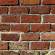 Textured image of brick wall. Good as backdrop or background. — Stock Photo
