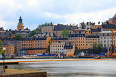 Cityscape view of Stockholm, Sweden. — Stock Photo