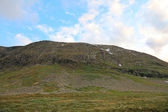 Mountain landscape in Norway. Scandinavian Europe. — Stock Photo