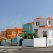 Cityscape with luxury villas, Tenerife Island, Canary. — Stock Photo #8108440