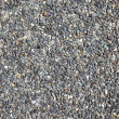 Aggregate stones as textured background. — Stock Photo