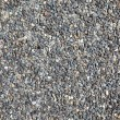 Photo: Aggregate stones as textured background.
