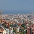 Cityscape view of Barcelona, Spain, Europe. — стоковое фото #8109617
