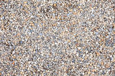 Lot of pebble stone as textured background. — Stock fotografie