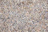 Veel van pebble steen als gestructureerde achtergrond. — Stockfoto