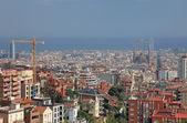 Cityscape view of Barcelona, Spain, Europe. — Stock Photo
