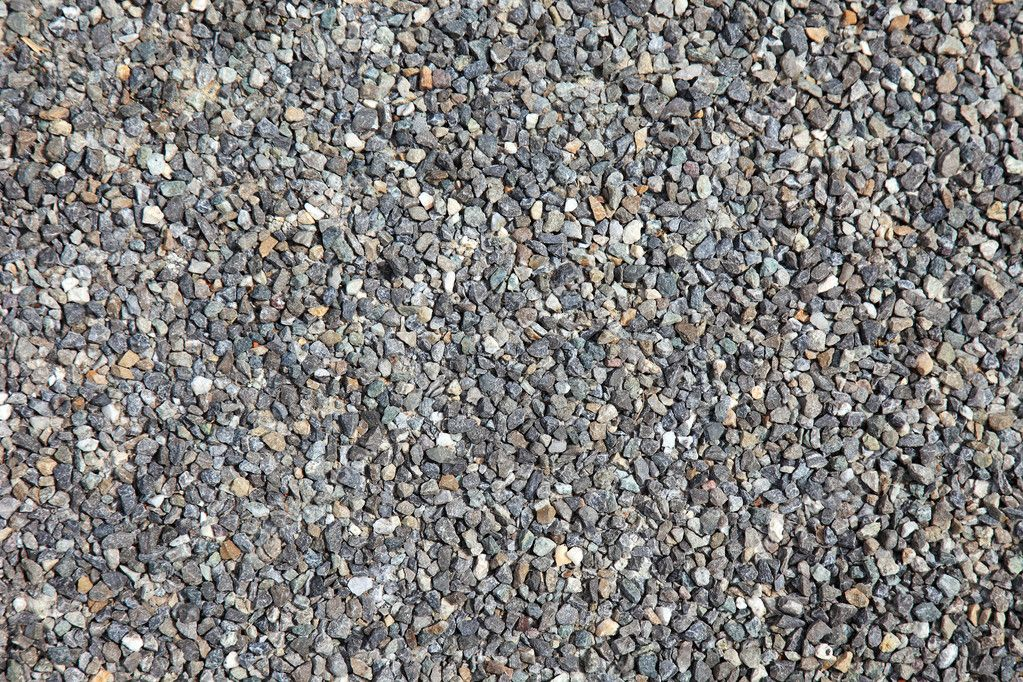 Aggregate stones as textured background. — Stock Photo #8109518