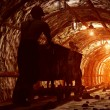 The mine. - Stock Photo