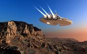 Spacecraft — Stock Photo