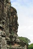 камбоджа - ангкор тхом ворота — Стоковое фото