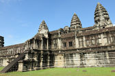 Chrám Angkor wat v Kambodži — Stock fotografie