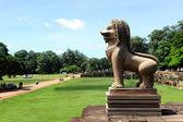 Angkor thom i Kambodja — Stockfoto