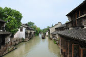 China ancient village — Stock Photo