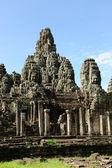 Bayon temple, Angkor, Cambodia — Stock Photo